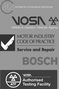Crawley MOT Testing VOSA approved station